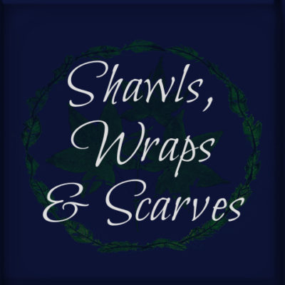 Shawls, Wraps & Scarves