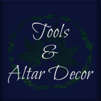 Tools & Altar Decor